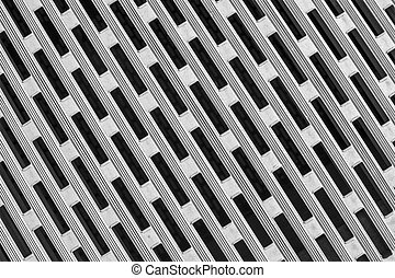 Old dusty metal pattern background