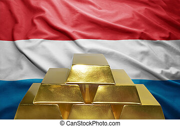 luxembourg gold reserves