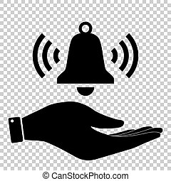 Ringing bell icon