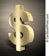 dolar 3d golden