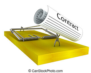 mousetrap with the contract - Trap a mousetrap with the...