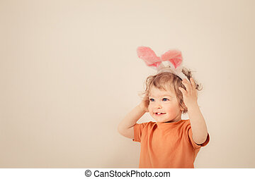 Easter Baby Bunny