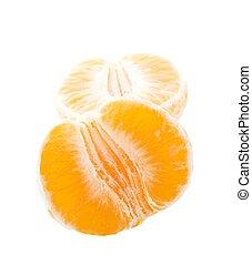 Parfum d'ambiance bio la menthe et la mandarine