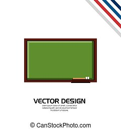 education icon design, vector illustration eps10 graphic