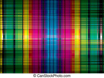rainbow band grunge background - Abstract rainbow background...