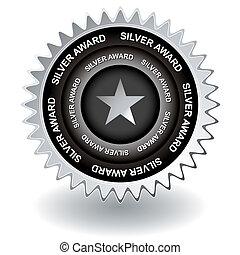 silver award icon
