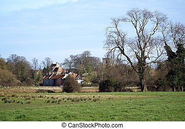 Fen Ditton, Cambridgeshire, England - The small...