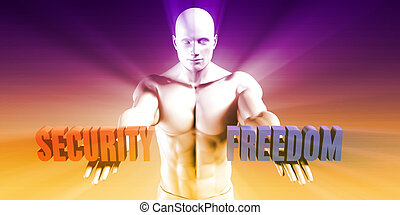 Security or Freedom
