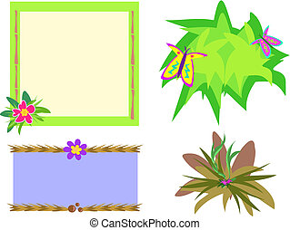 Mix of Tropical Frames
