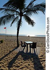 Beach in Goa - Beautiful beach in Goa India
