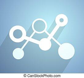 imaginative tech icon - Creative design of imaginative tech...