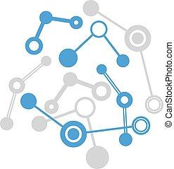 science symbol - Creative design of science symbol