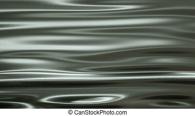 metallic texture material waves