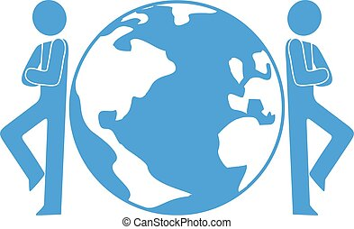 world conquest symbol - Creative design of world conquest...