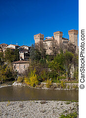 Rocca di Vignola - Ancient medieval castle situated in...