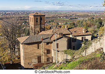 Savignano sul Panaro - Ancient medieval village of Savignano...