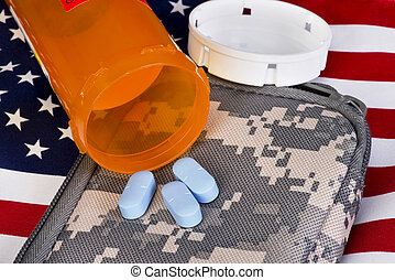 Military and Medicine. - Military health care and medicine.
