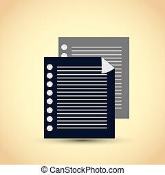 Document icon design