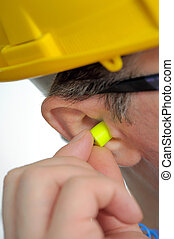 protective ear plugs - details of protective ear plugs
