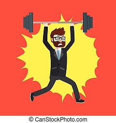 Business weightlifting