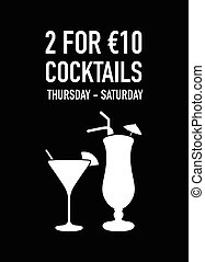 two for ten euro deal
