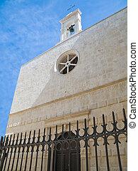 St Andrea Church Molfetta Apulia