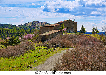 San Pedro in Teruel Sierra Albarracin Spain - San Pedro in...