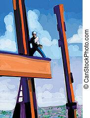 Ironworker - High Rise work