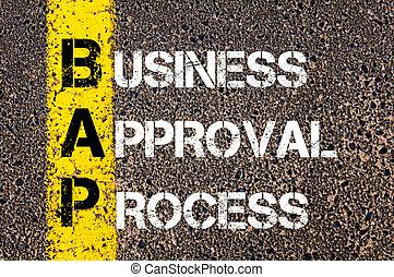 empresa / negocio, siglas, bap, empresa / negocio,...