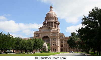 Austin Texas Capitol Building - Texas State Capitol building...