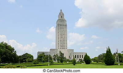 Louisiana State Capitol Building - Louisiana State Capitol...