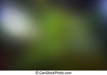 Green Blur Photo Background