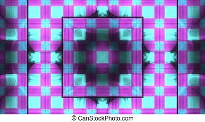 New Retro pattern broken loop - Animated New Retro pattern...