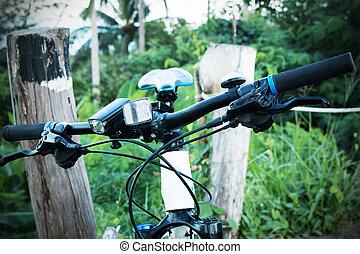 mountain bike - mountain bike