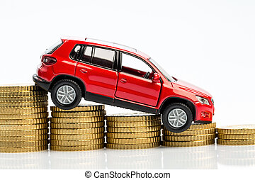 declining profits in the car trade and automakers