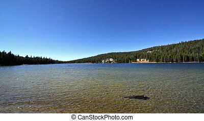 West Ten Sleep Lake View - View of West Ten Sleep Lake in...