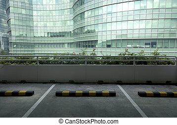 Office Car Park
