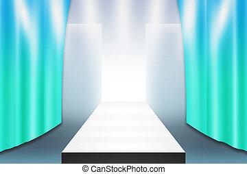 Catwalk Background