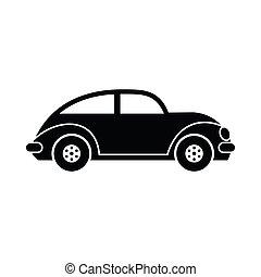 Insignias del coche de la vendimia Reino Unido