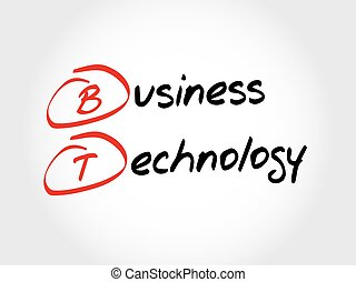 BT - Business Technology