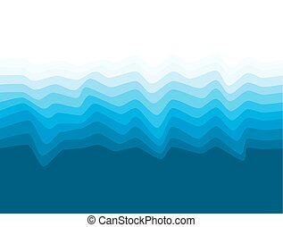 Abstract bacground - Abstract vector background with a nice...
