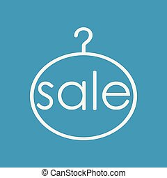 Sale Clothing Hanger