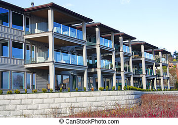Waterfront condominiums - New construction condominiums at...