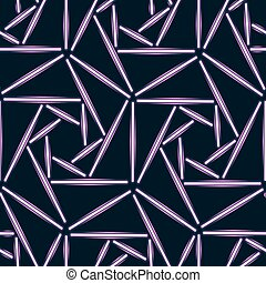 Halogen background - Seamless pattern with halogen or LED...