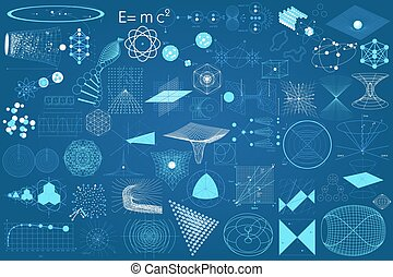 Eelements symbols and schemes of physics