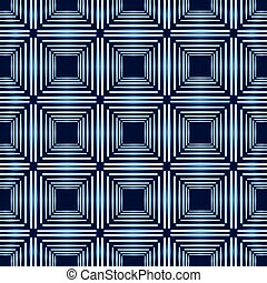 Halogen pattern - Seamless pattern with halogen or LED light...