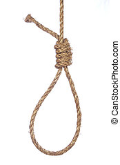 Gallows noose