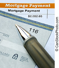 Paying the mortgage for the primary residence