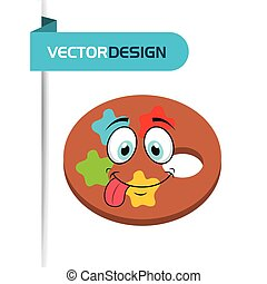 character School Supply design, vector illustration eps10...