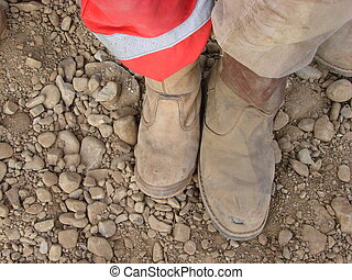 The specialist footwear for workers Comparison of the...